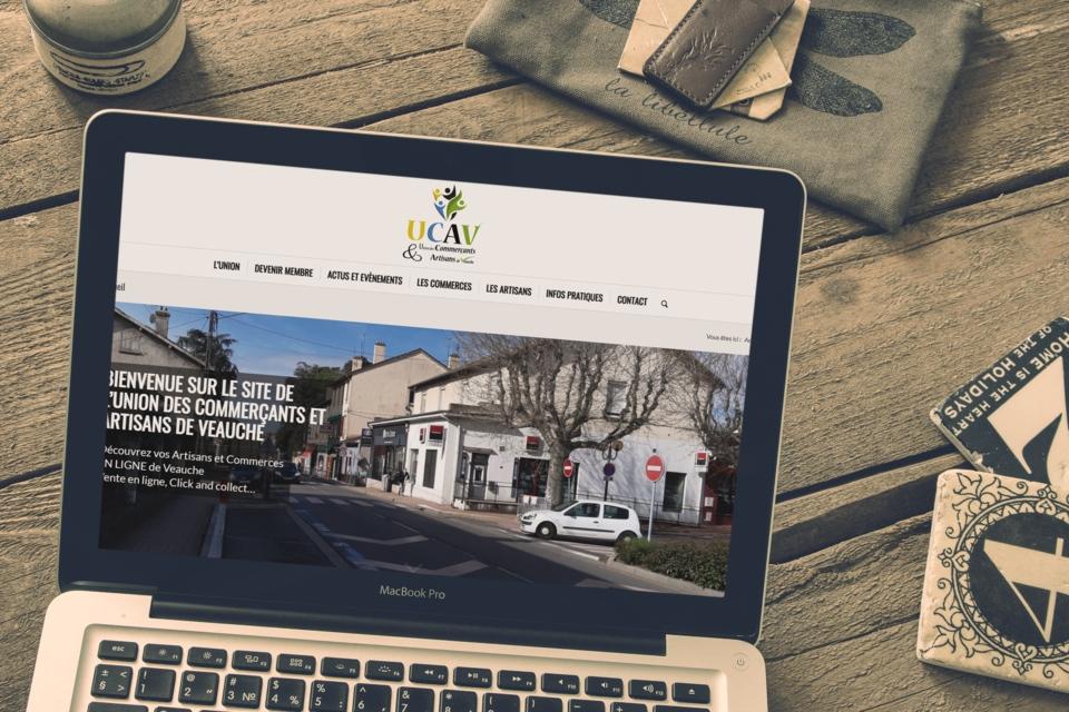 site web UCAV